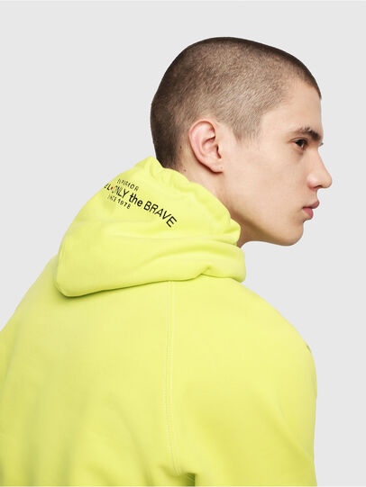 Diesel - S-GIM-HOOD-A,  - Sweaters - Image 4