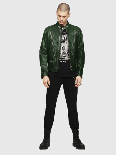 Diesel - L-KOJI,  - Leather jackets - Image 5