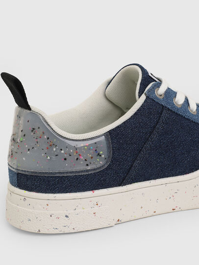 Diesel - S-CLEVER LOW LACE, Blue - Sneakers - Image 6