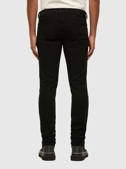 Diesel - Thommer 0688H, Black/Dark grey - Jeans - Image 2