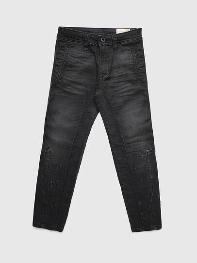 Diesel - D-EARBY JOGGJEANS-J, Black - Jeans - Image 1