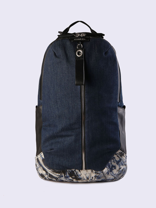 D-RUBBER BACK, Blue Jeans