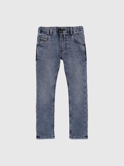 Diesel - KROOLEY-J JOGGJEANS, Blue - Jeans - Image 1