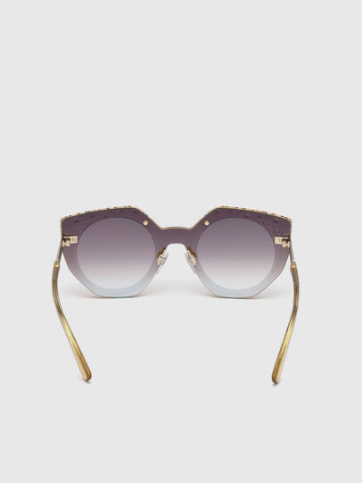 Diesel - DL0258, Honey - Sunglasses - Image 4