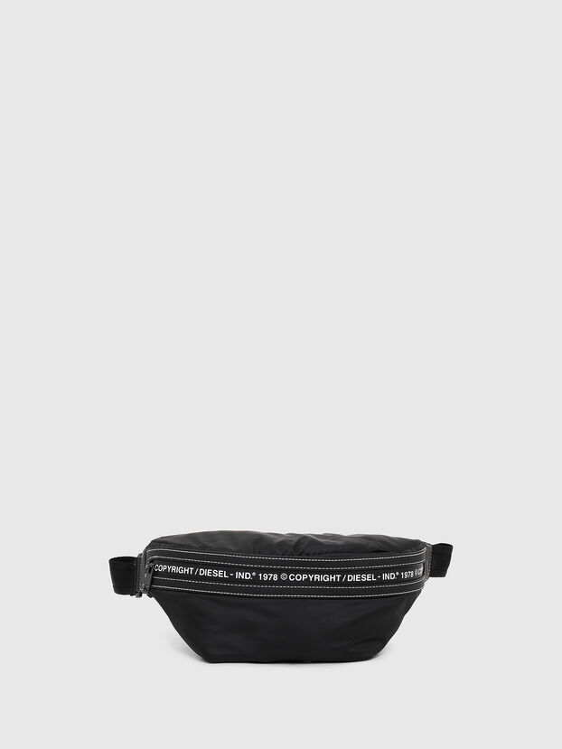 NELUMBO, Black - Belt bags