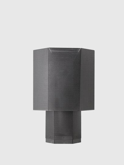 Diesel - HEXX TAVOLO, Anthracite - Table Lighting - Image 1