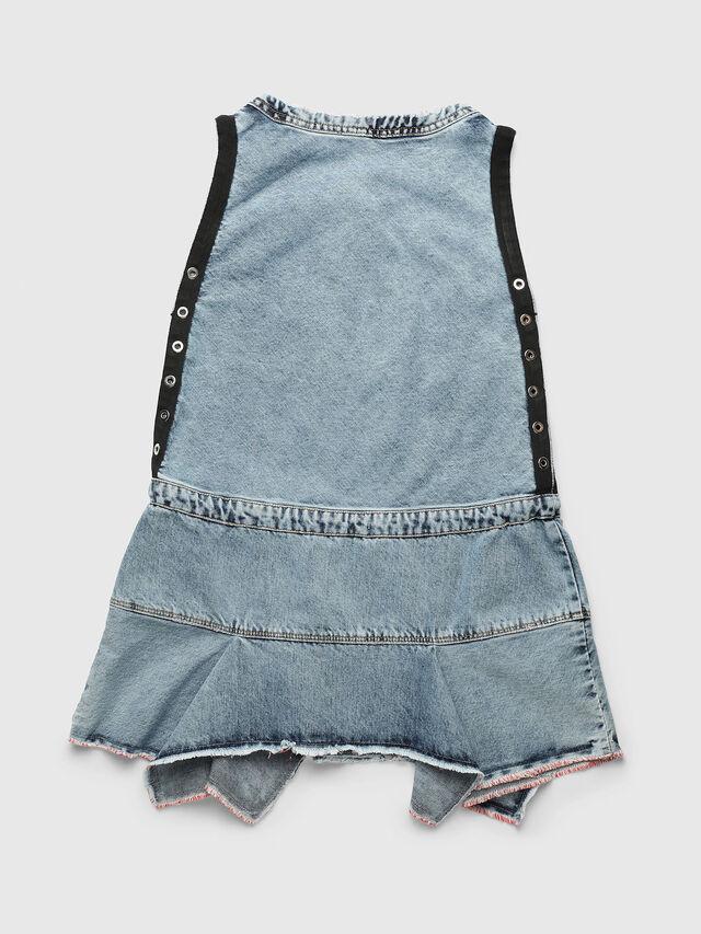 Diesel - DELFYD, Blue Jeans - Dresses - Image 2