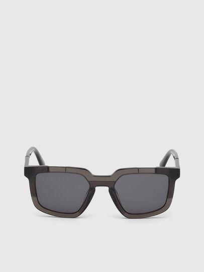 Diesel - DL0271, Black - Sunglasses - Image 1