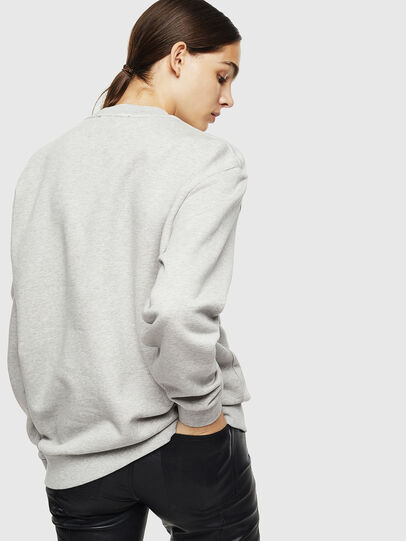 Diesel - S-LINK, Light Grey - Sweaters - Image 4