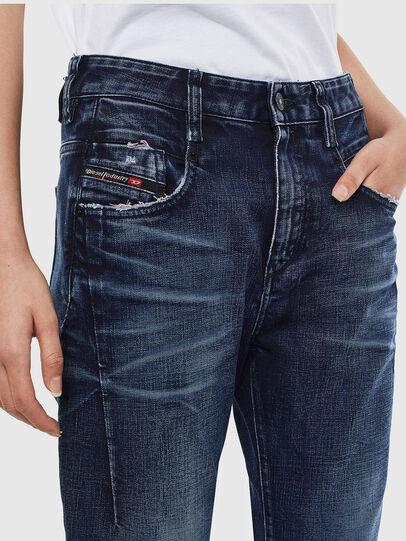 Diesel - Fayza 009BY, Dark Blue - Jeans - Image 3