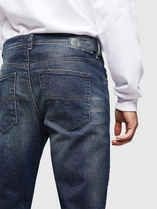 Diesel - Buster 0853R, Dark Blue - Jeans - Image 4