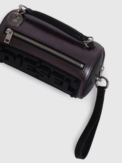 Diesel - CAYAC LT, Dark grey - Crossbody Bags - Image 5