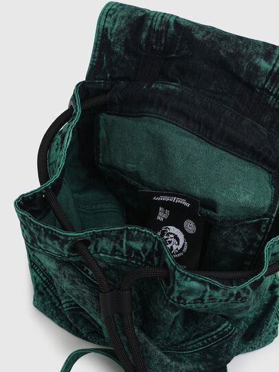 Diesel - GRAFYTI BACK, Green - Backpacks - Image 4
