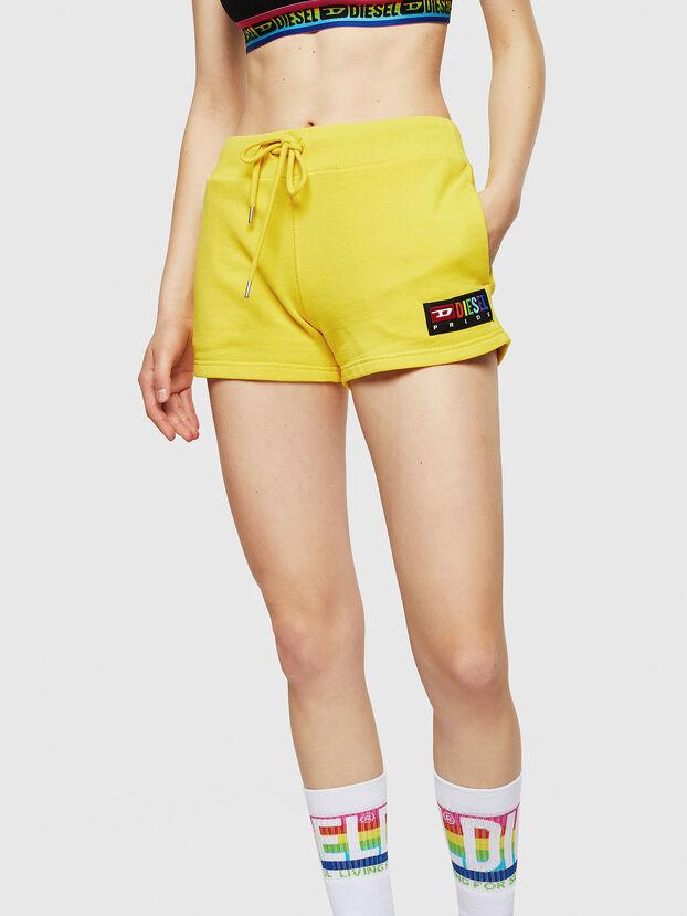 UFLB-SHYUKIN, Yellow - Pants