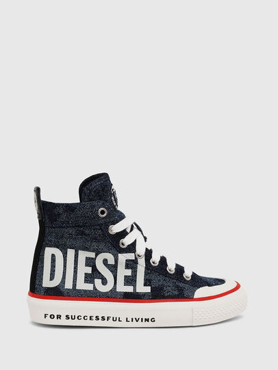 Diesel - SN MID 07 MC CH, Blue - Footwear - Image 1