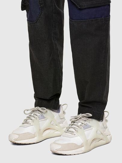 Diesel - D-Eluxerr JoggJeans® 0DDAV, Black/Dark grey - Jeans - Image 5