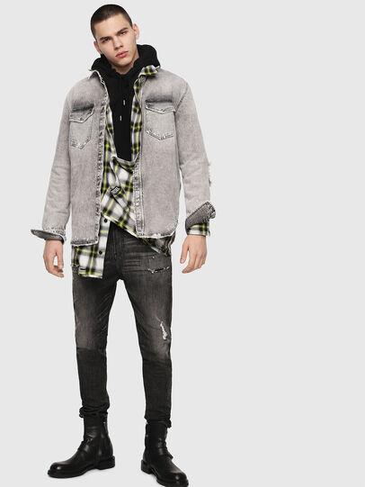 Diesel - D-Vider JoggJeans 0077S,  - Jeans - Image 6