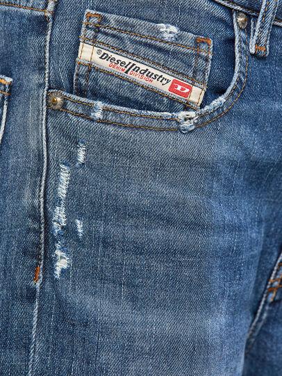 Diesel - Aryel 009CZ, Medium blue - Jeans - Image 4