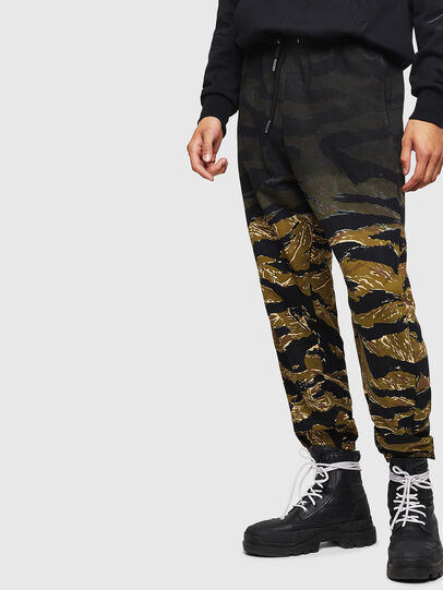 Diesel - P-FREI-TIGERCAM, Military Green - Pants - Image 6