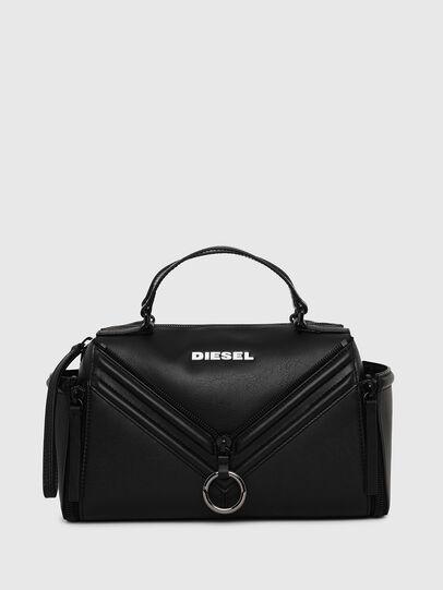 Diesel - LE-ZIPPER SATCHEL,  - Satchels and Handbags - Image 1