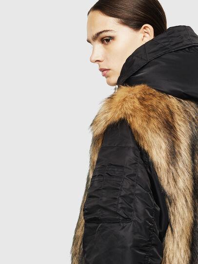 Diesel - L-ALYANA,  - Leather jackets - Image 5