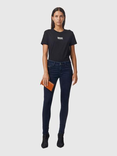 Diesel - Slandy 009PV, Dark Blue - Jeans - Image 5