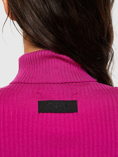 Diesel - M-KIMBERLY, Hot pink - Knitwear - Image 3