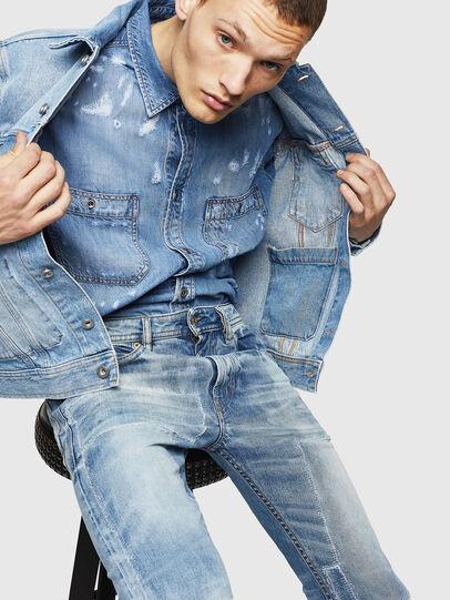 Diesel - Thommer 0092F,  - Jeans - Image 4