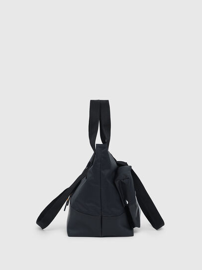 Diesel - IKYO, Black - Shopping and Shoulder Bags - Image 3