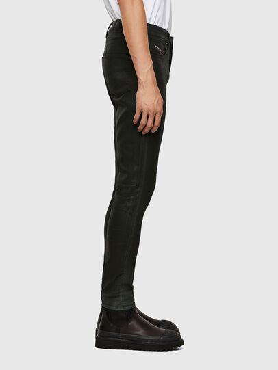 Diesel - D-Strukt JoggJeans 069QX, Black/Green - Jeans - Image 7