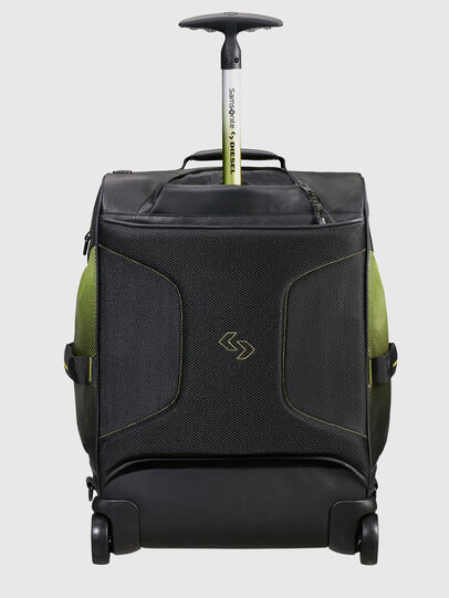 Diesel - KA2*69008 - PARADIVE, Black/Yellow - Duffles with wheels - Image 3