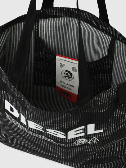 Diesel - D-THISBAG SHOP M,  - Shopping and Shoulder Bags - Image 7