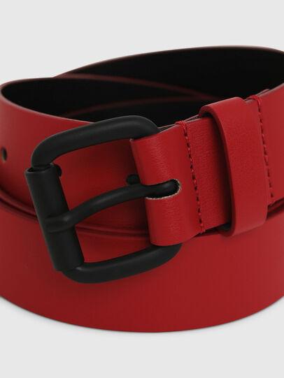 Diesel - B-SYNT, Red - Belts - Image 2