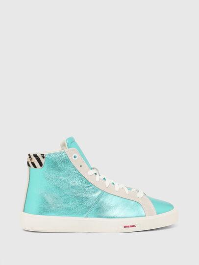 Diesel - S-MYDORI MC W, Azure - Sneakers - Image 1