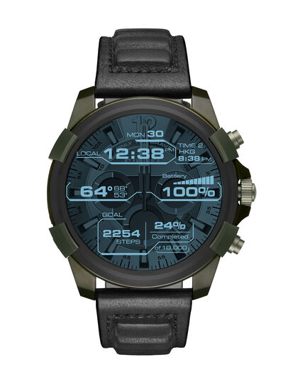 Diesel - DT2003, Military Green - Smartwatches - Image 2