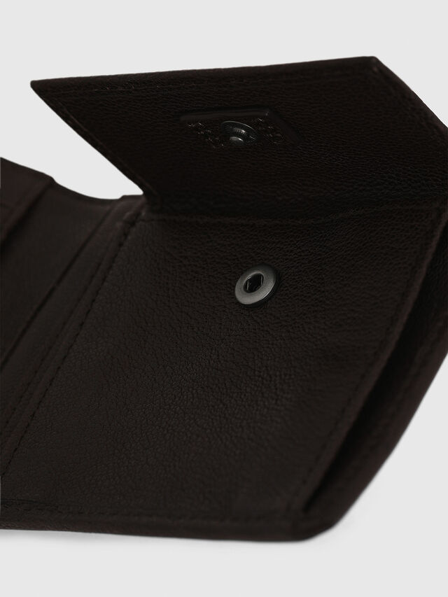 Diesel - HIRESH, Brown - Small Wallets - Image 4