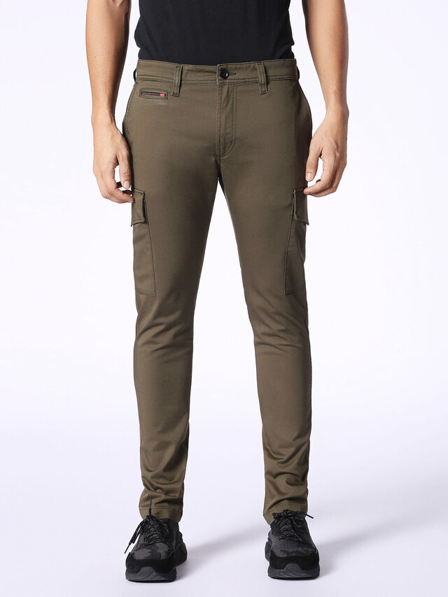CHI-THOMMER-CARGO, Olive Green