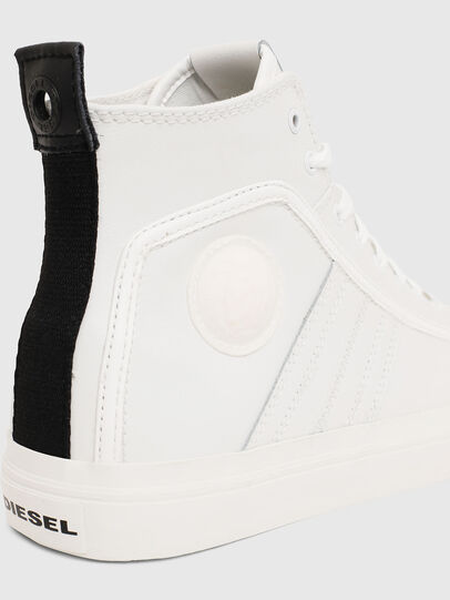 Diesel - S-ASTICO MID LACE, White - Sneakers - Image 4