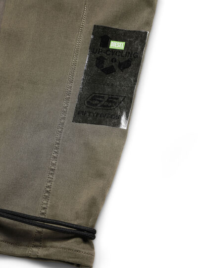 Diesel - D-ARGO-JOGG, Military Green - Pants - Image 5