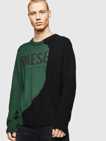 Diesel - K-HALF,  - Knitwear - Image 1