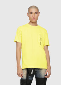 T-JUST-POCKET, Yellow Fluo