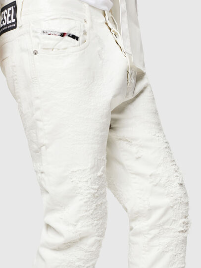Diesel - Mharky 069GY, White - Jeans - Image 3