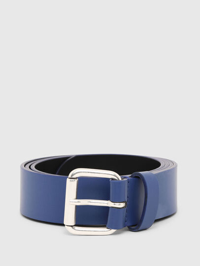 Diesel - B-COPY, Blue - Belts - Image 1