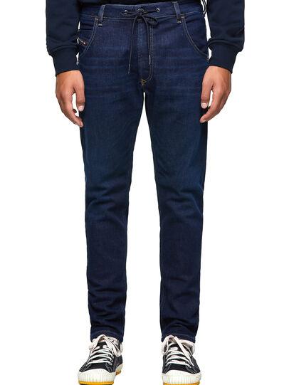 Diesel - Krooley JoggJeans® Z69VI, Dark Blue - Jeans - Image 1