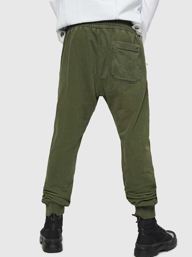 Diesel - P-TA, Dark Green - Pants - Image 2