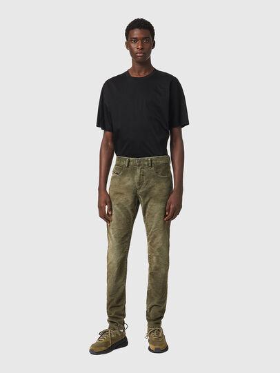 Diesel - D-Strukt 069XQ, Military Green - Jeans - Image 5