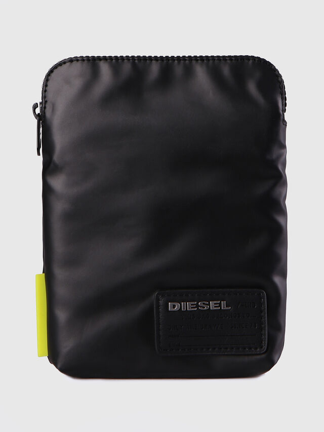 Diesel - F-DISCOVER SMALLCROS, Black - Crossbody Bags - Image 1