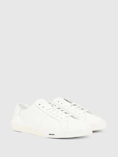 Diesel - S-MYDORI LC, White - Sneakers - Image 2