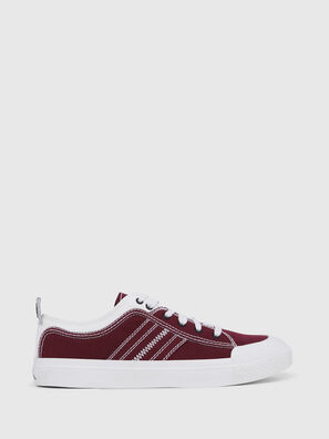 S-ASTICO LOW LACE, Burgundy - Sneakers