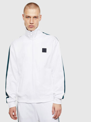 S-CORTESS, White/Green - Sweaters